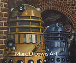Day of the Daleks by Marc137