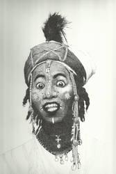 Nigerian Tribesman