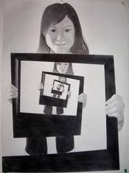 Droste Self Portrait