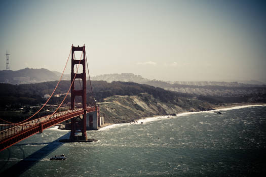 That's The Golden Gate