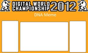 DNA Evolution Meme