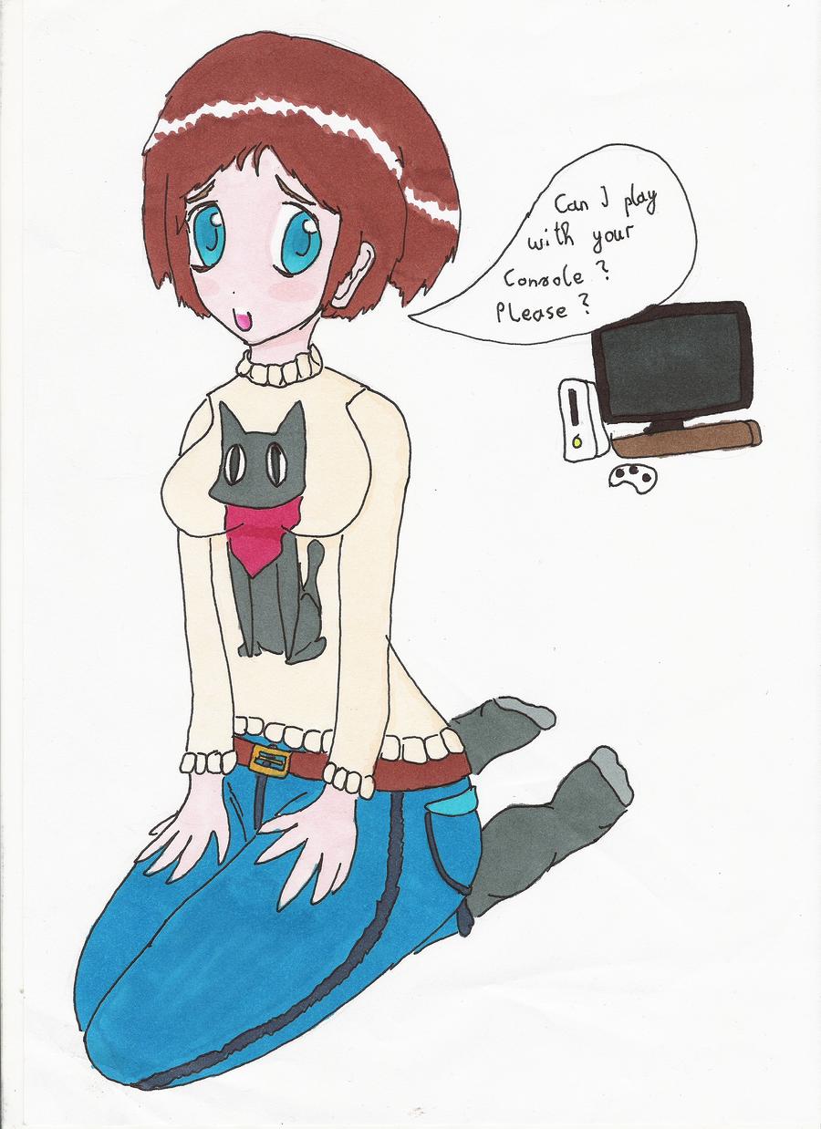 Please? by Hirotaka666