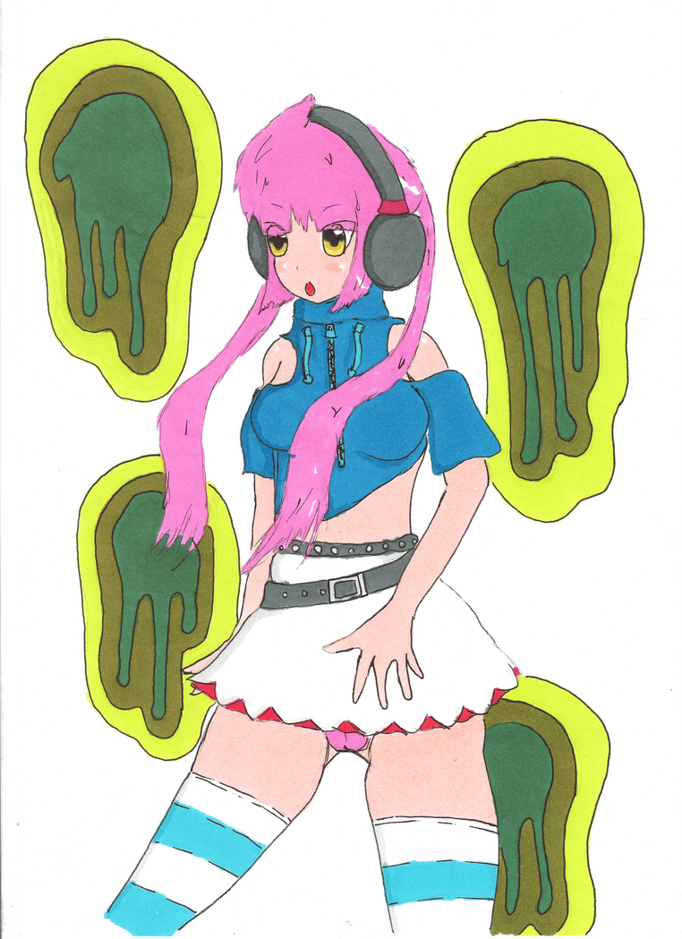 I cant hear you XD by Hirotaka666