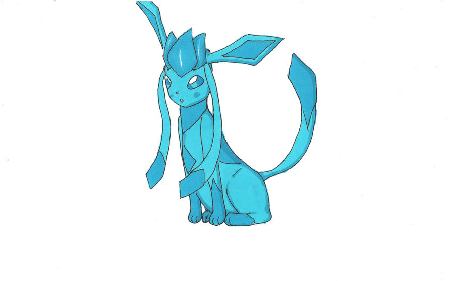 Glaceon :) by Hirotaka666