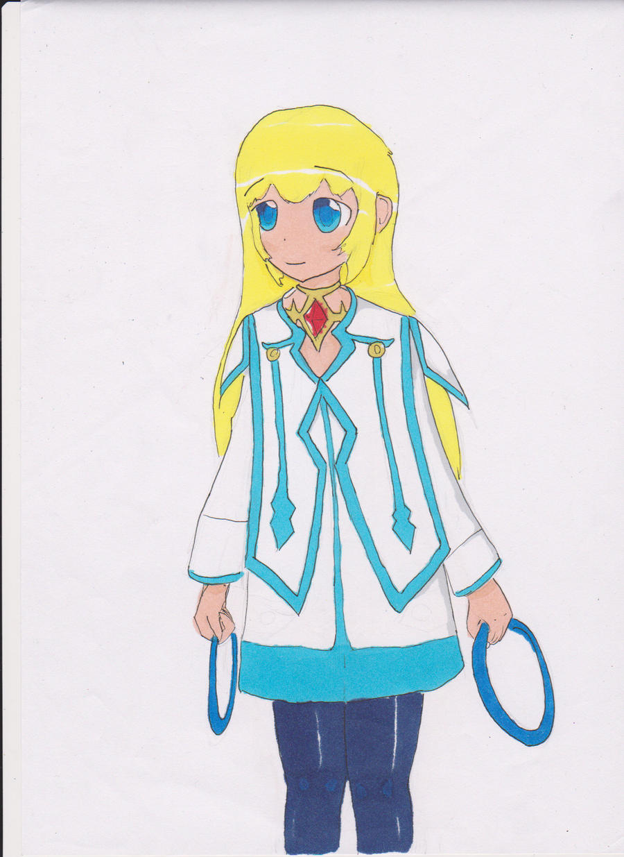 ToS-Fanart: Colette by Hirotaka666
