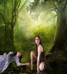 Maiden and Amazon