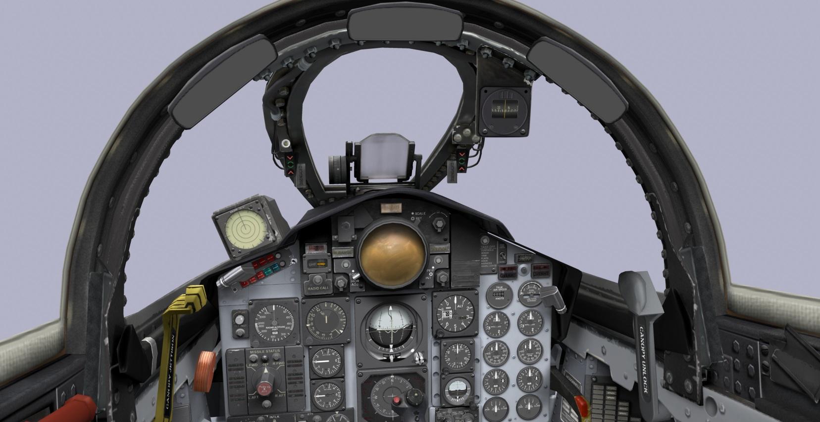 McDonnell F4C RF4C F4D and F4E Phantom II USAF
