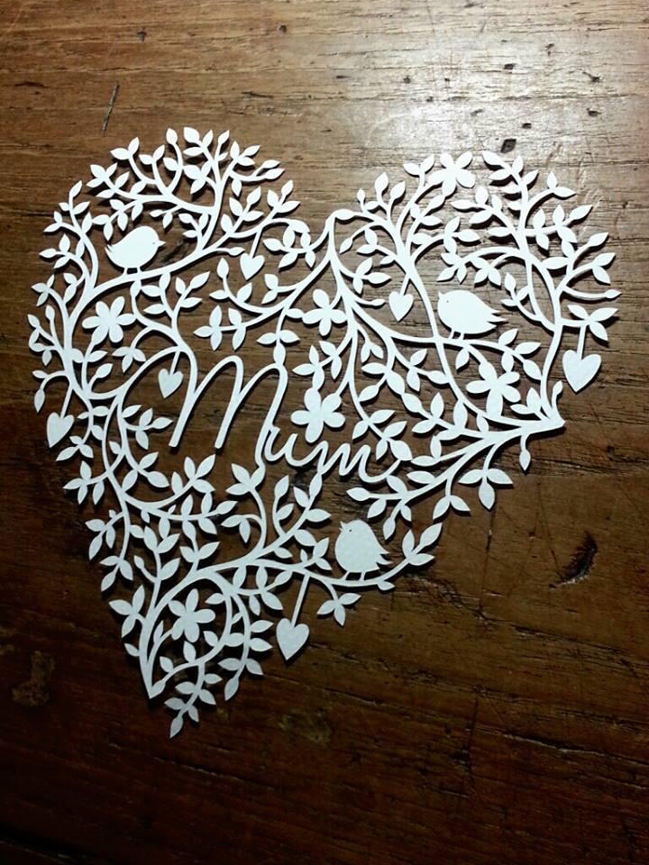 Mum papercut template by paperpandacuts on deviantart mum papercut template by paperpandacuts maxwellsz