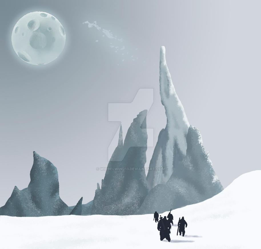 Snow by wirbelwind13