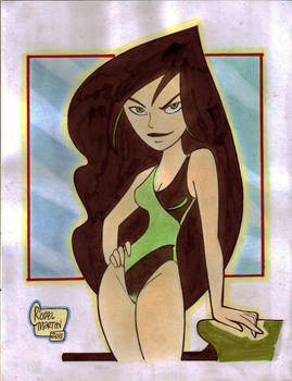 SHEGO from KIM POSSIBLE by RODEL MARTIN (04202013)