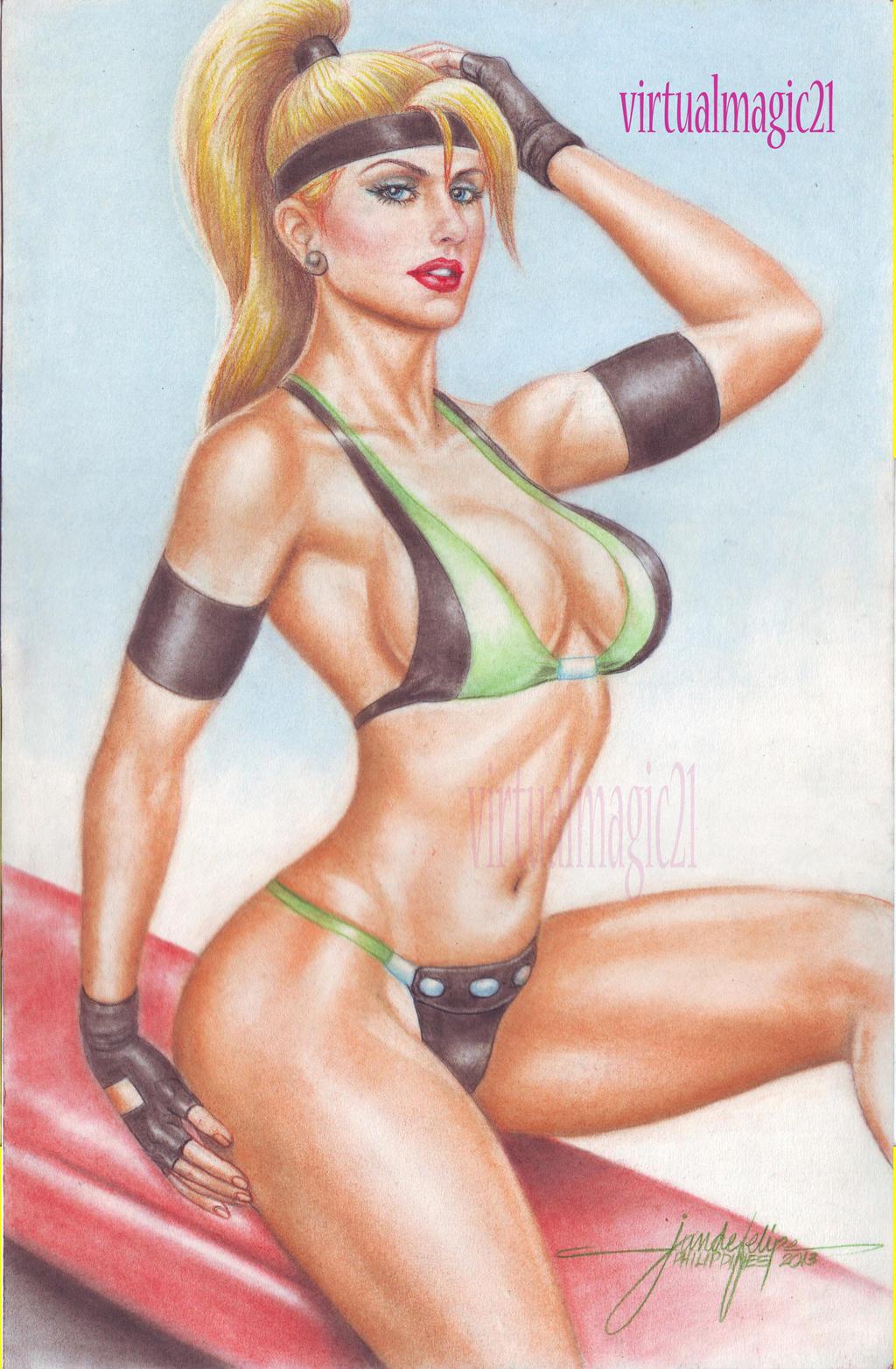 Sonia blade desnuda porno images