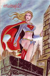 SUPERGIRL by RODEL MARTIN (04222013)