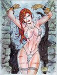 RED SONJA by RODEL MARTIN (05022014)
