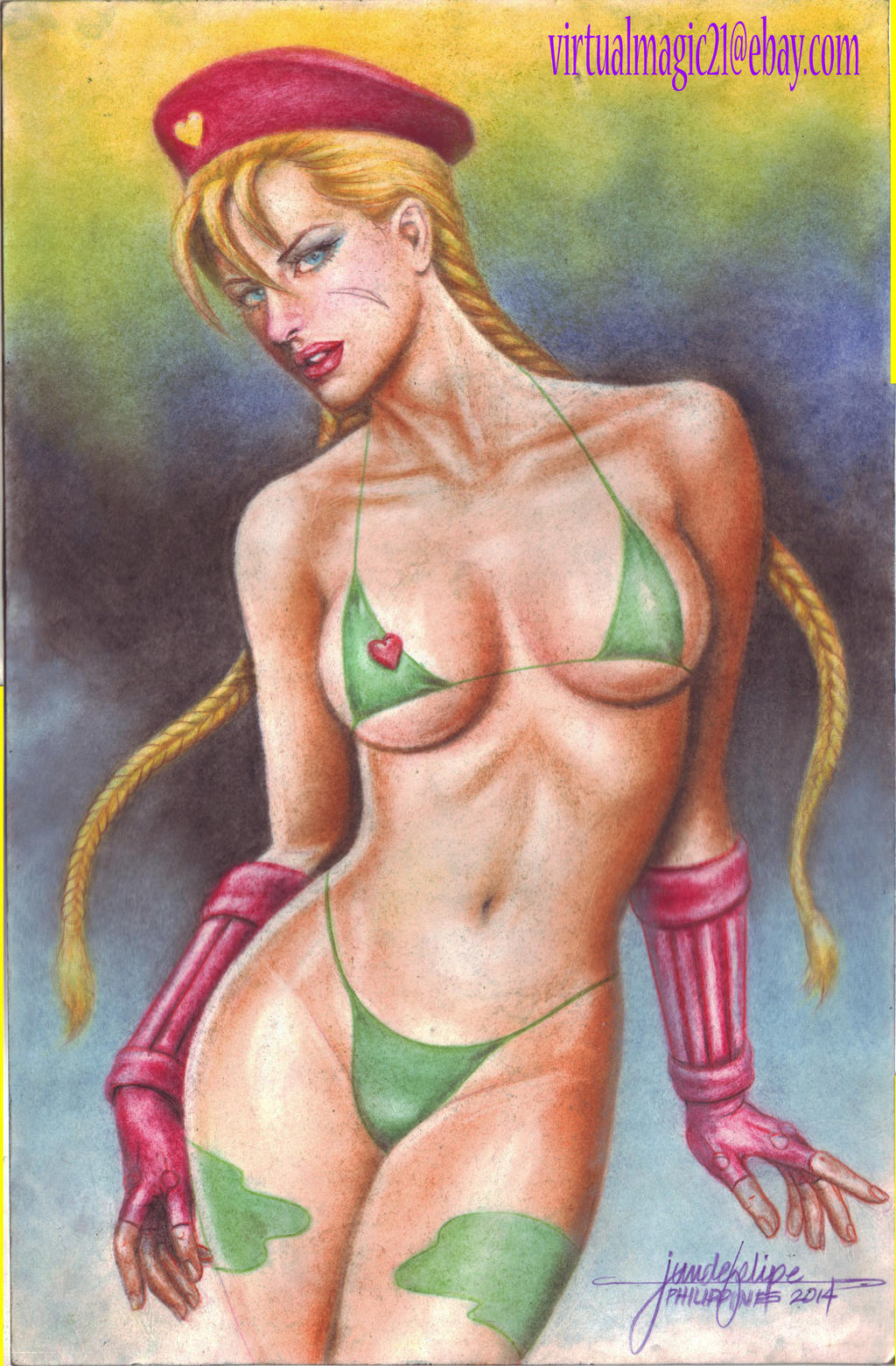 Mature nude female photography