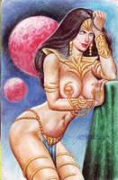 DEJAH THORIS by JUN DE FELIPE (06112015) by rodelsm21