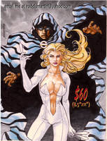 Cloak and Dagger by Noora Aug 18 2018 by rodelsm21