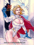 Power Girl by Noora Aug 18 2018