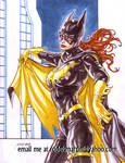 Batgirl by Noora Nov 11 2018