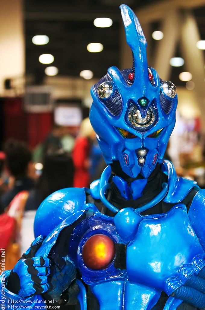 Guyver 1 Armor Expo1 by Evil-FX