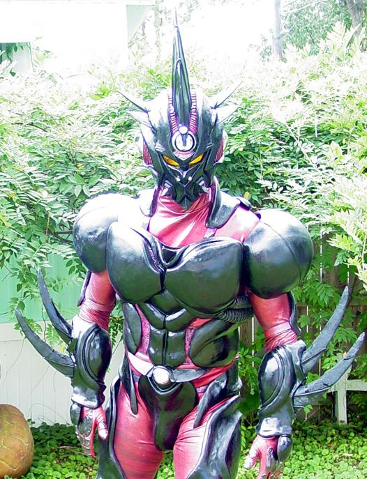 Guyver 3 Armor by Evil-FX