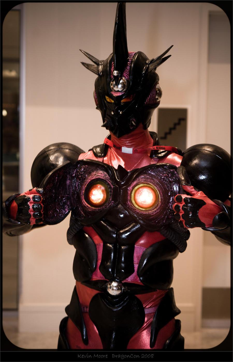 Guyver 3 Armor DC by Evil-FX