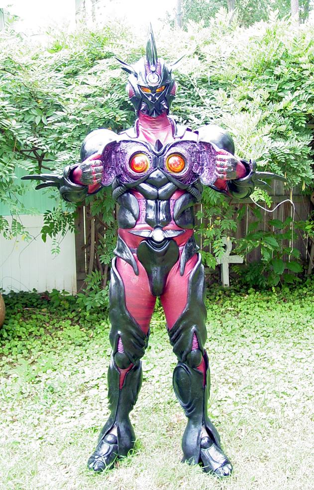 Guyver 3 Armor Full by Evil-FX
