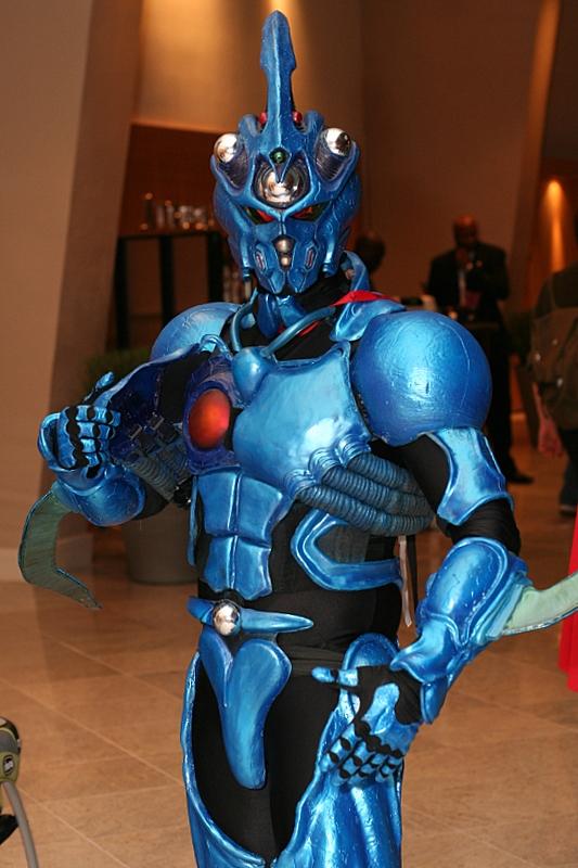 Guyver 1 Armor DC1 by Evil-FX