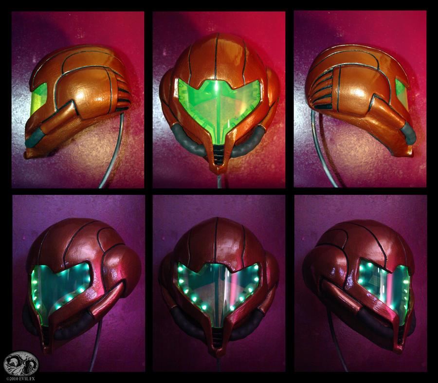Metroid Helmet Final 2 by Evil-FX