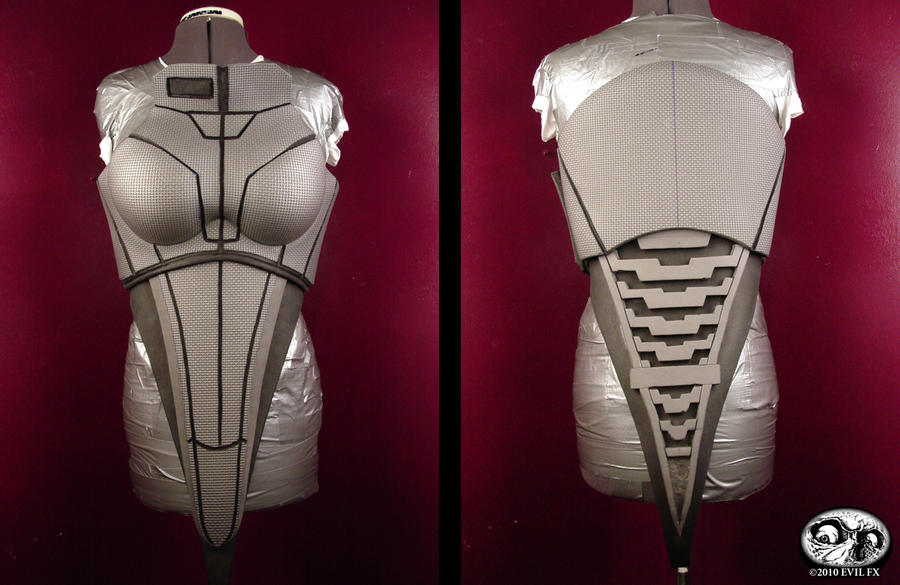 mass effect 3 n7 armor template - mass effect 2 wip n7 armor by evil fx on deviantart