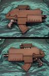 Warhammer 40K Bolter