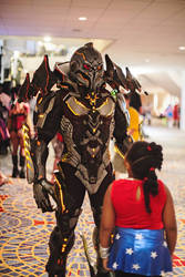 The Didact at Dragon Con by Evil-FX