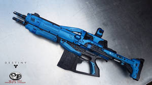 Destiny Auto Rifle 1:1 scale Prop Replica