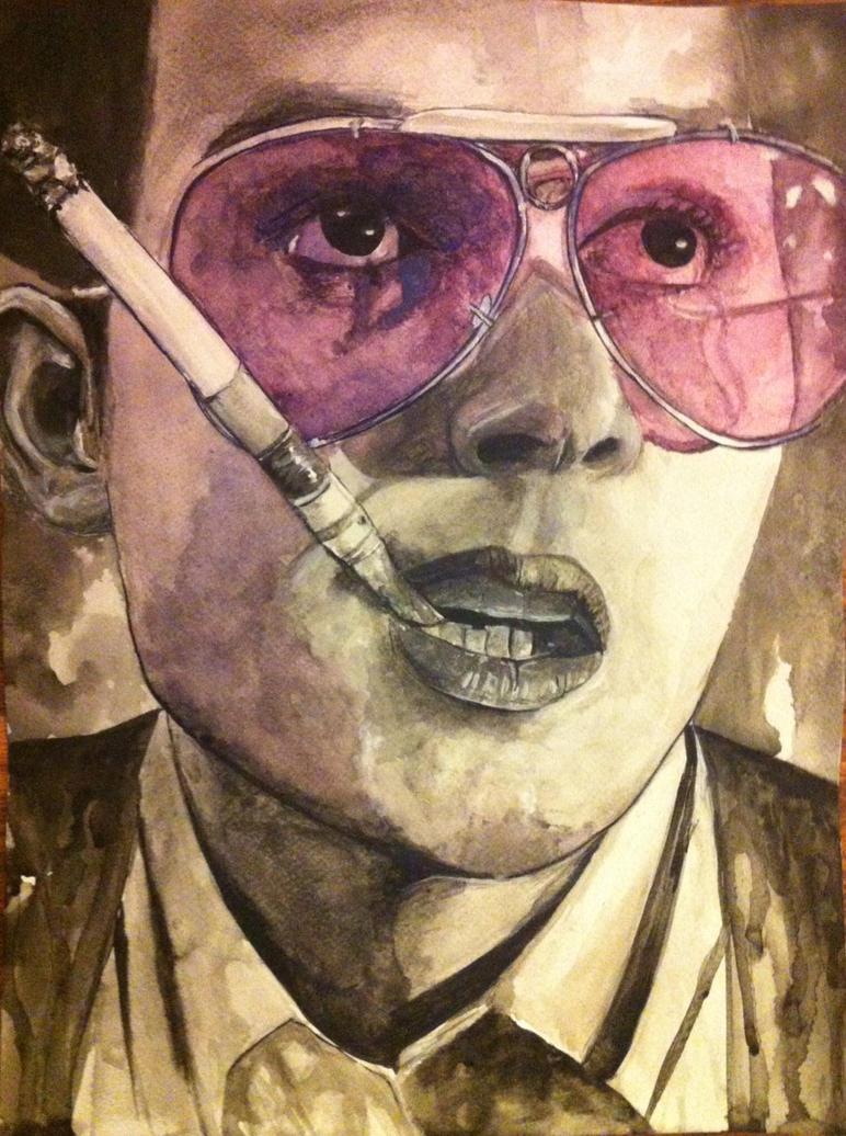Fear and loathing in Las Vegas by BurningCrayola on DeviantArt