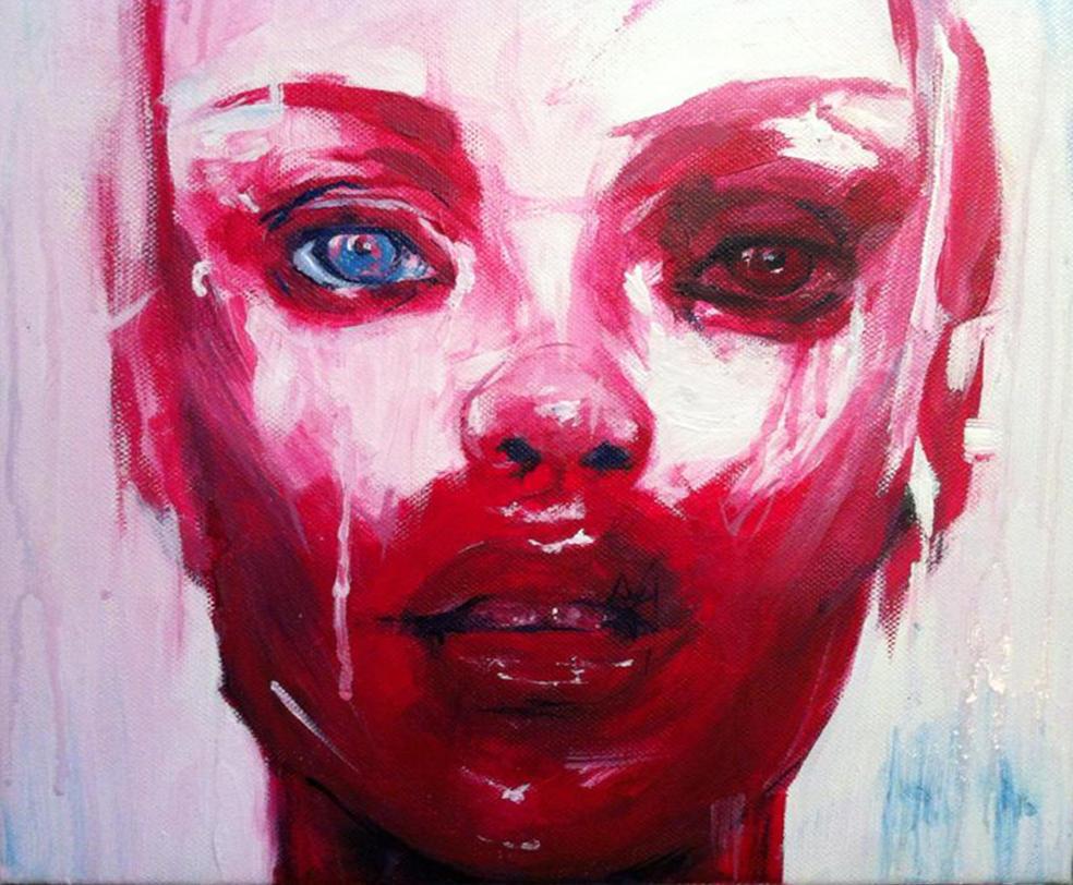 Face by BurningCrayola