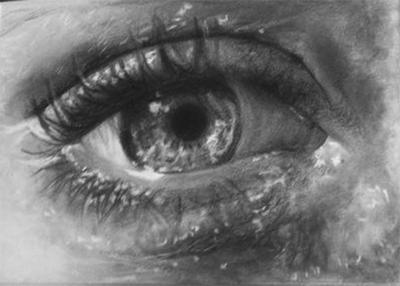 eye by BurningCrayola