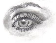 Eyes by BurningCrayola