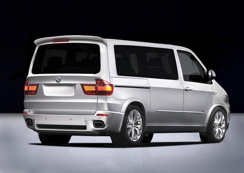 BMW Multivan back by Panalepsis