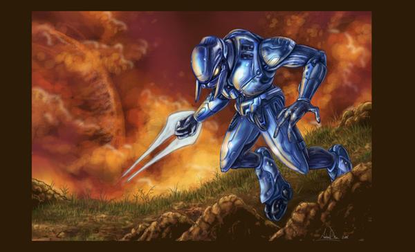 Blue Elite by Kiartia