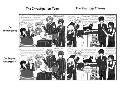 Persona Teams At Work by AnonEars