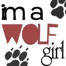 Wolfgirl. by kimmiparalyzed