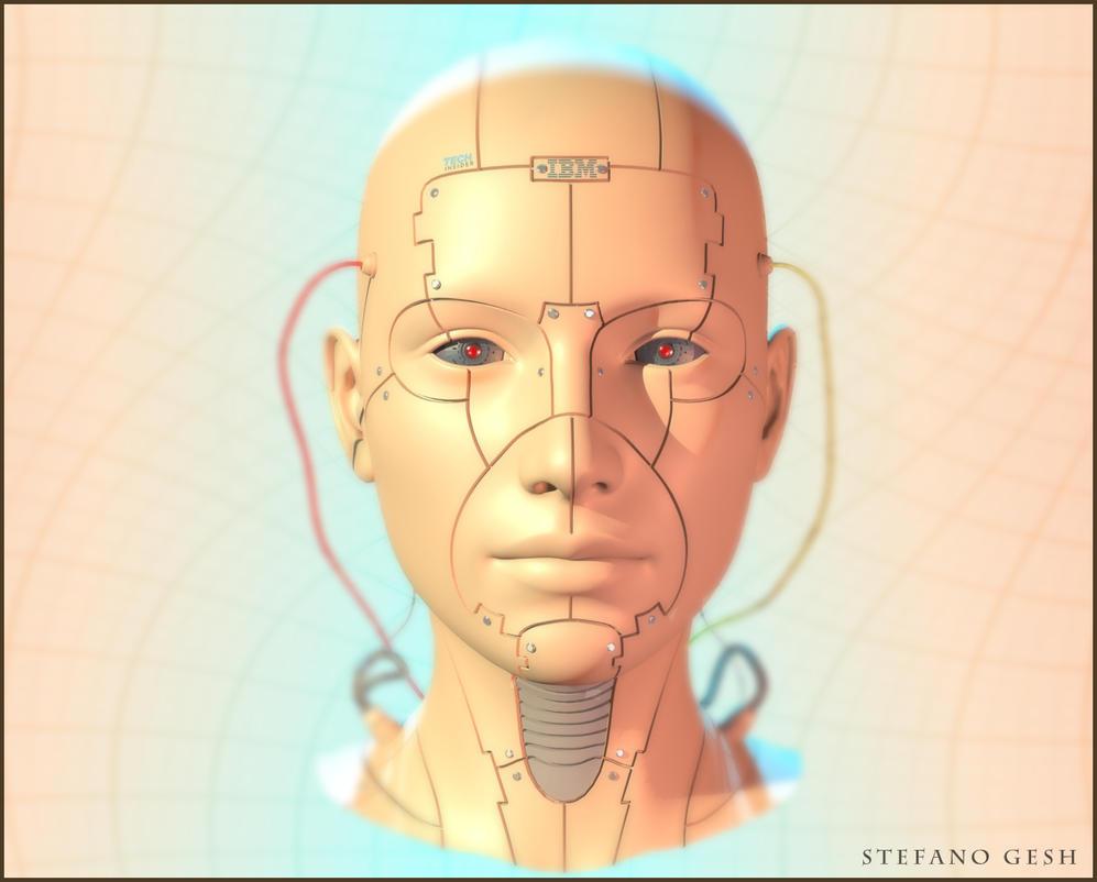 Robot by stefanogesh
