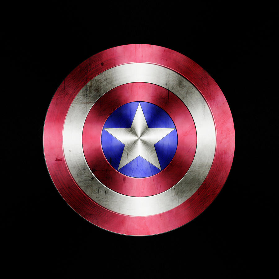 Beautiful Wallpaper Captain America Logo