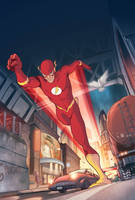 The Flash by TXcrew