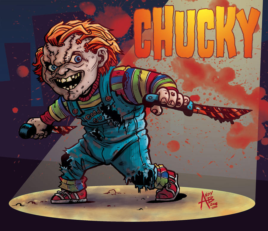 Chucky Wallpapers: Chucky By TXcrew On DeviantArt