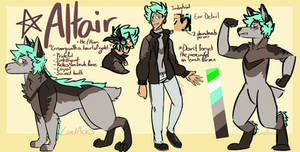 New Altair Reference by LordAcies