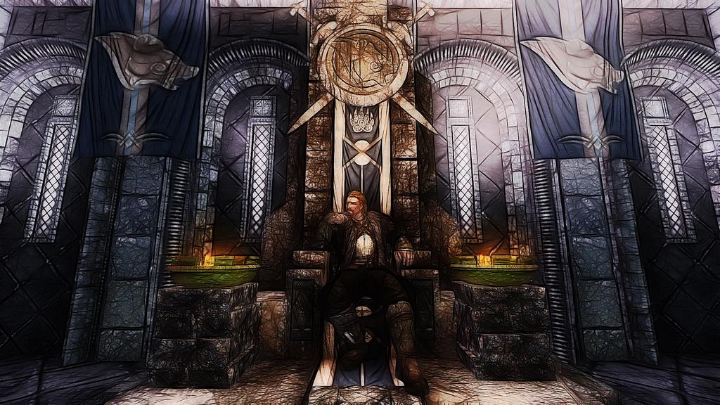 The True High King by Creathor4005