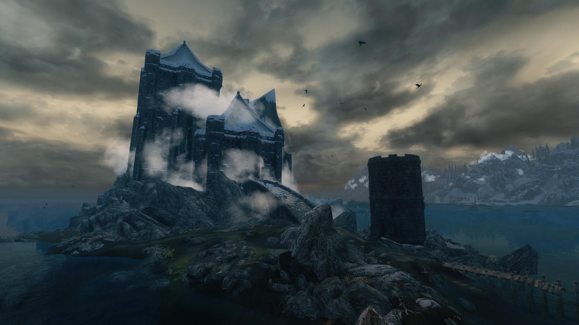 how to get to castle volkihar