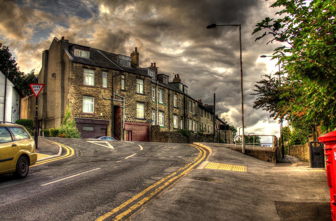 Empty Street By SimasVait
