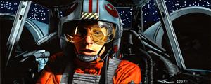 Star Wars - Luke's X-wing