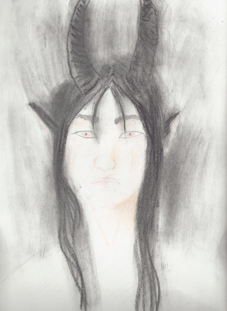 Demon by MagicalTerrariums
